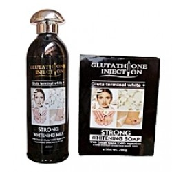 GLUTATHIONE BLACK INJECTION MILK