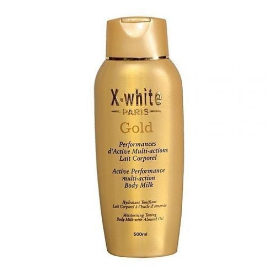 X WHITE GOLD LOTION