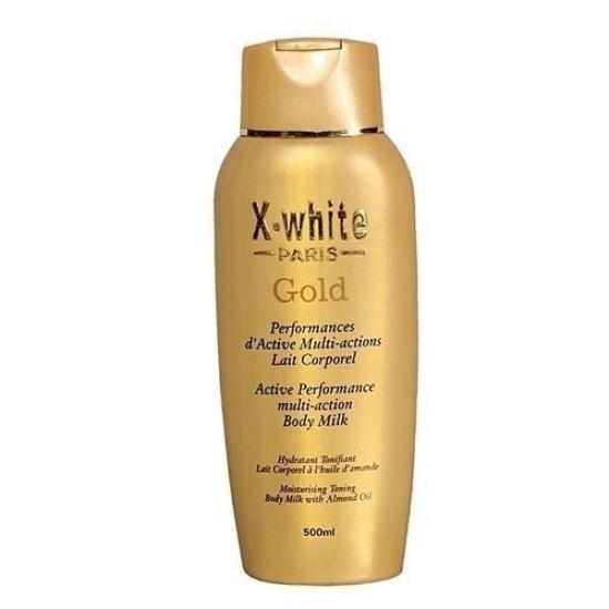 X WHITE GOLD LOTION