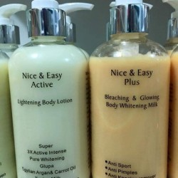 NICE&EASY LOTION
