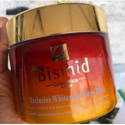 BISMID EXCLUSIVE MEGA BLAST  WHITENING CREAM