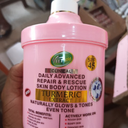 VEETGOLD CLINICAL DAILY ADVANCE REPAIR & RESCUE SKIN LOTION