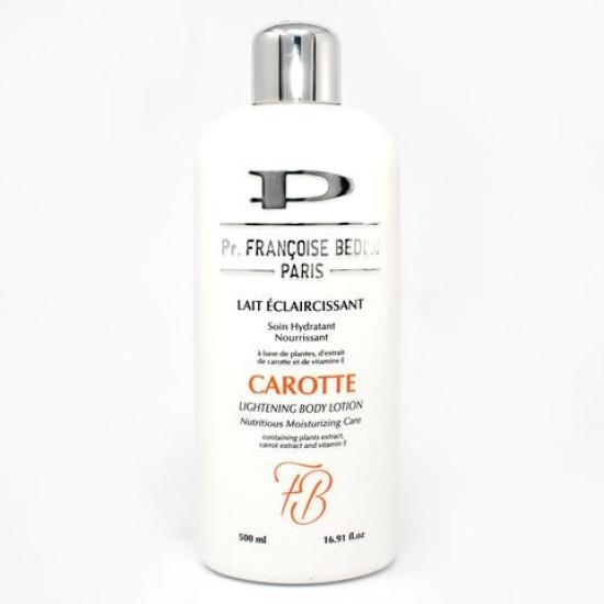 Pr Francoise Bedon Carrot Body Lotion