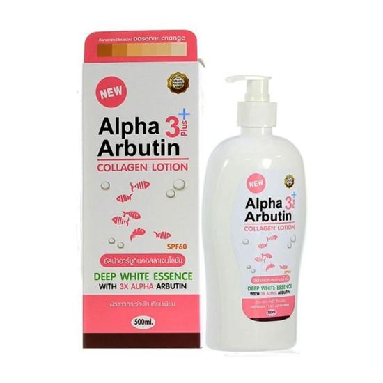 ALPHA ARBUTIN3+ LOTION