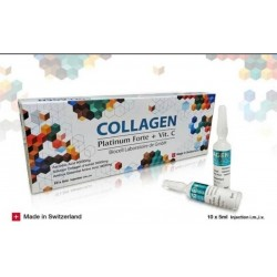 COLLAGEN PLATINUM FORTE+ VIT C INJECTION