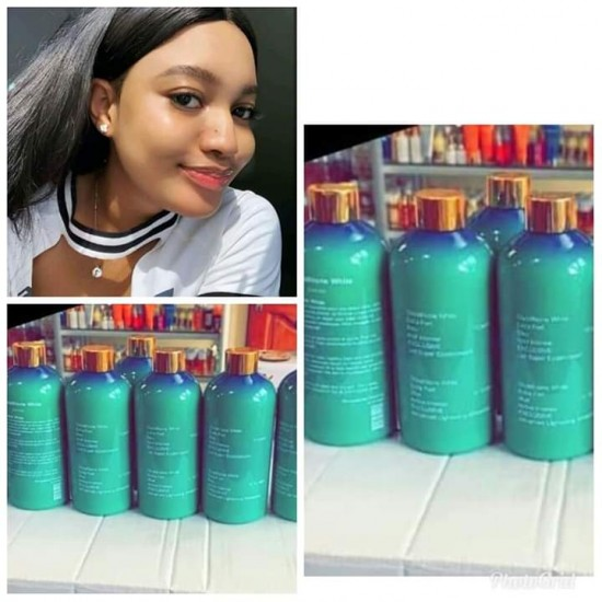 EXCLUSIVE EXTRA FORT GLUTATHIONE LOTION