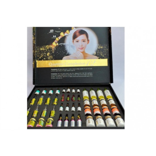 Quattrox Complexion 12 Infusion 4 Sessions Skin Whitening Injection