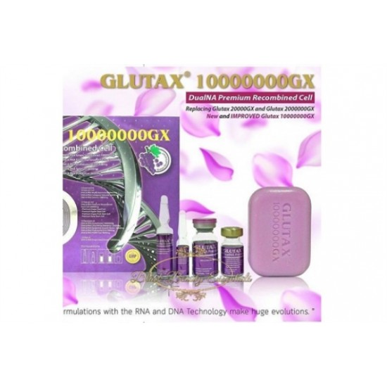 GLUTAX 10000000GS INJECTION