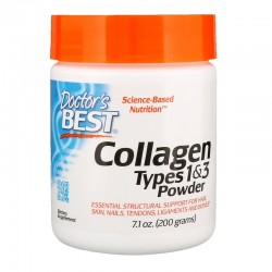 DOCTOR BEST COLLAGEN TYPES 1 &3 POWDER