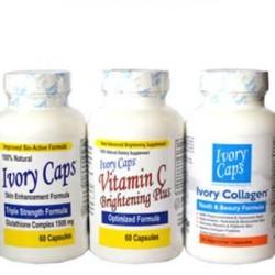 IVORY CAPS VITAMIN C