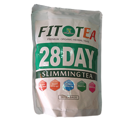 28 SLIMMING FIT TEA