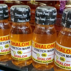 SHALOM STRETCH MARK OIL