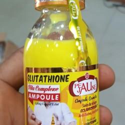 PEAU JANUE AMPOULE