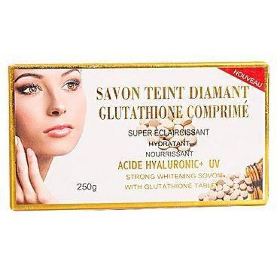Savon Teint Diamant Glutathione Whitening Soap